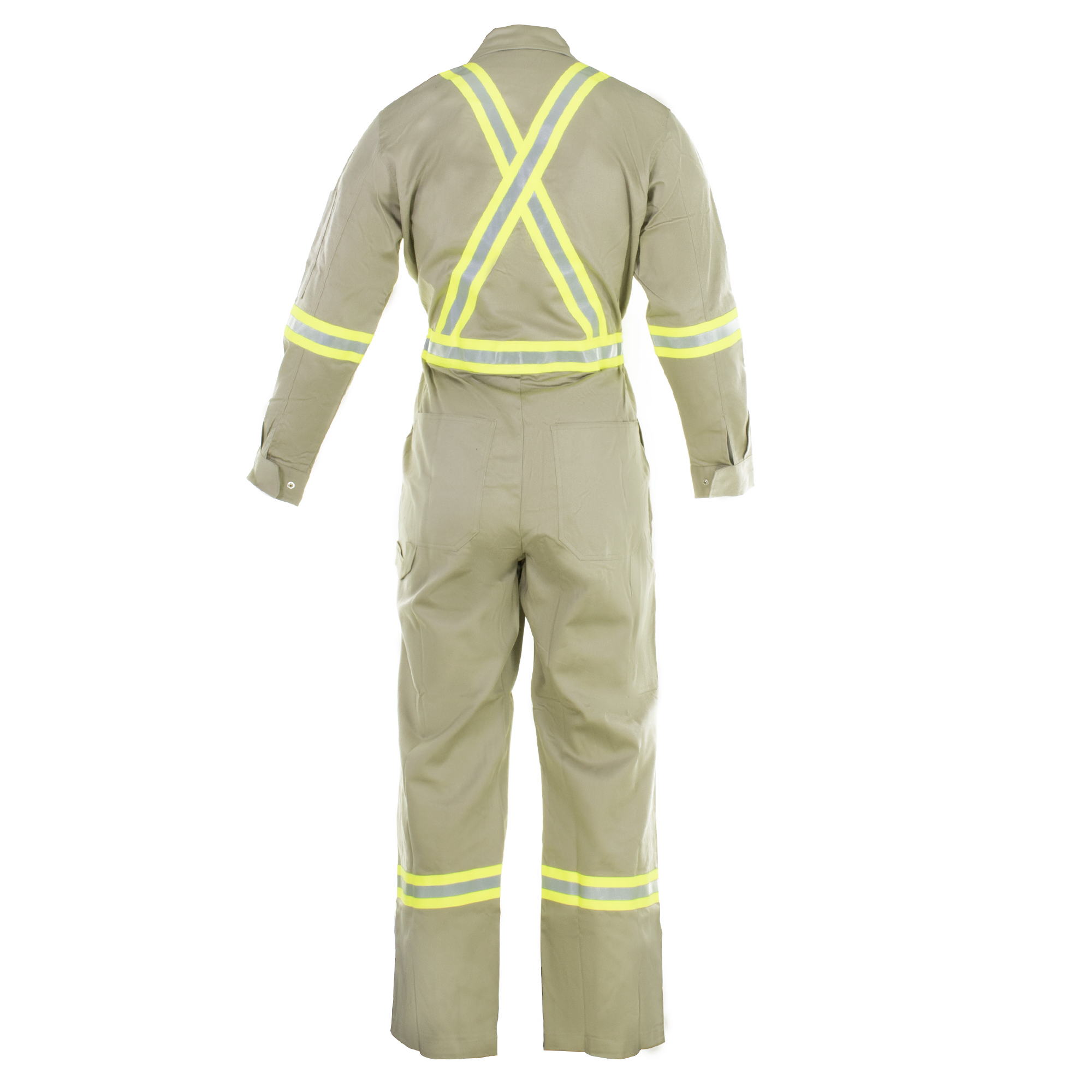 Flame Resistant Fr Coverall 88 C 12 N 7 Oz Twill